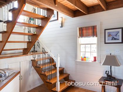 小户型跃层楼梯如何选择?跃层装修楼梯可是关键哦