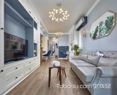 唐山65平米房装修预算,32万元打造舒适温馨北欧风