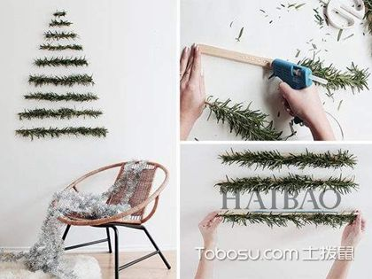 细木条diy制作卧室装饰品,让家里别有一番自然情趣