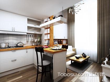 家庭厨房设计标准,开放式厨房该如何设计呢?