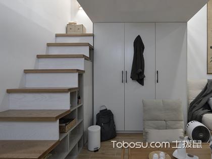 小户型楼中楼楼梯设计,教你打造小户型跃层住宅