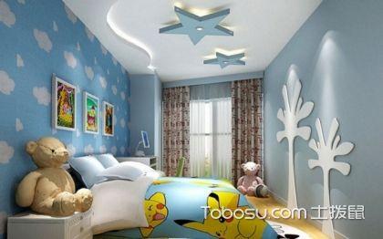 儿童房房顶装修设计,儿童房房顶装修设计案例介绍