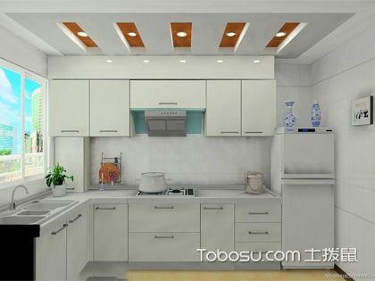 厨房橱柜设计效果图,家中最接近佛系的一角