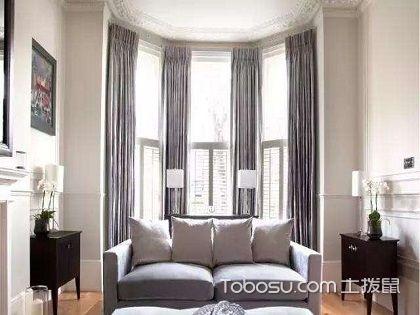 客厅窗帘与沙发搭配技巧,如何选择客厅窗帘