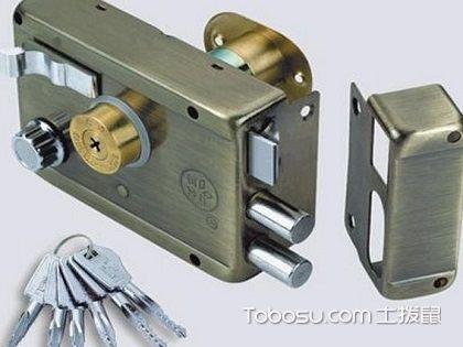 防盗锁尺寸如何选择,这里有防盗锁的专业知识