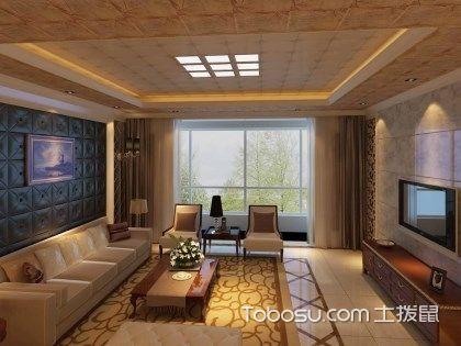 客厅集成吊顶多少钱一米?为什么要选择集成吊顶?