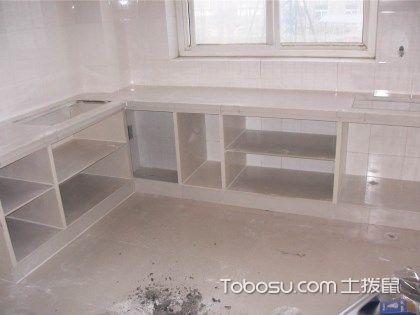 瓷砖做灶台的施工方法是什么?灶台装修注意事项