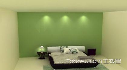 墙面乳胶漆施工图片