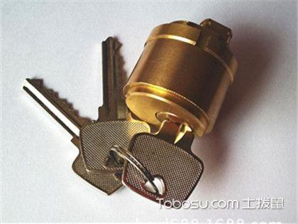 防盗门锁芯怎么换?自己动手也不难