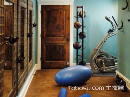 运动不能停,家庭健身房设计要点分享
