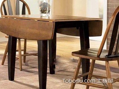 2018最新折叠创意餐桌设计,折叠餐桌优点有哪些图片