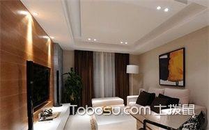 客厅照明设计图