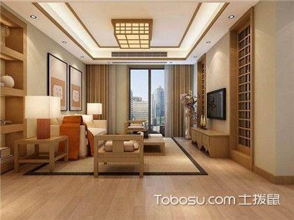 90平米两室一厅装修效果图,小户型的装修