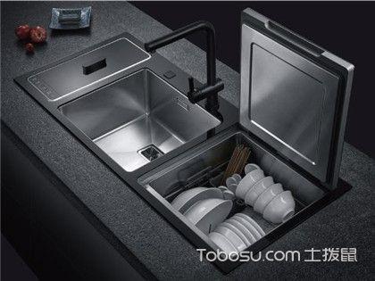 美的水槽洗碗机价格,洗碗机购买需要注意的事项图片