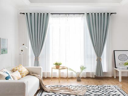 窗帘安装学问大,选对材质帮大忙