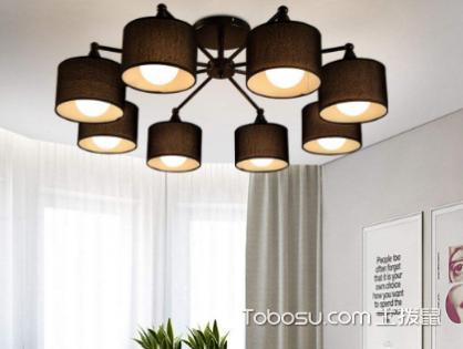 创意简约客厅灯具推荐:灯具原来可以这样美
