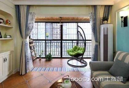 阳台推拉门实用吗,你家阳台应该这样装