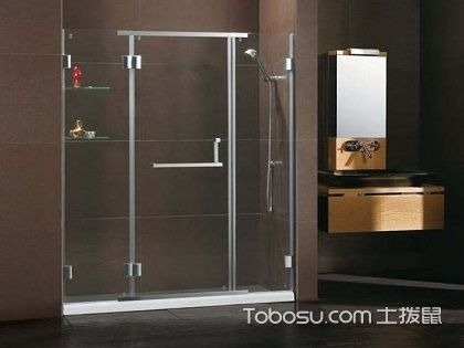 淋浴房玻璃清洗妙招,三招搞定臟玻璃