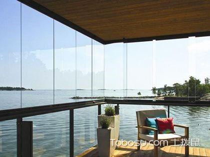 阳台无框玻璃安全吗,无框隐形阳台窗户真的安全吗