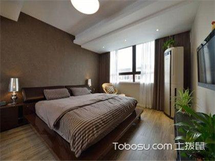 主卧室装修效果图,房间这样装美到爆