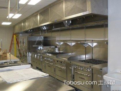 大饭店厨房装修注意事项有哪些?一篇文章告诉你!