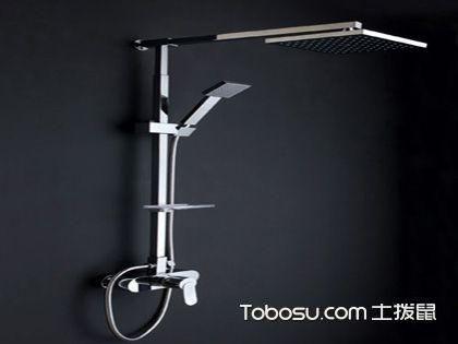 增压淋浴花洒的优缺点有哪些?增压淋浴花洒作用