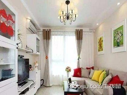 60平米两室一厅装修,怎样将小空间利用的最好