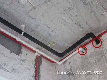 冷熱水管安裝規范,衛生間冷熱水管安裝步驟