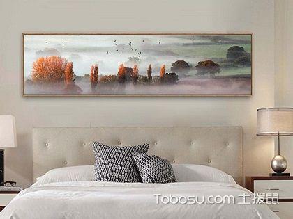 臥室床頭畫風水禁忌多,這些畫一定不要掛床頭