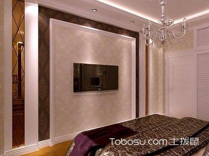 石膏线电视墙效果图,石膏线电视墙注意事项
