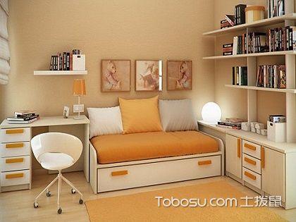 50平方小户型装修图,小小的空间也有大大的舒适感