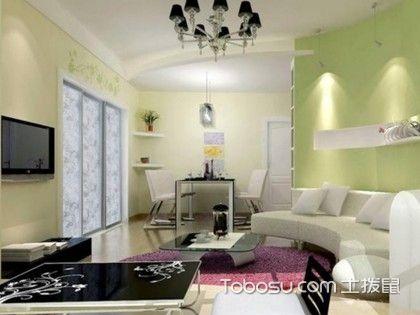 80平米两室一厅装修效果图,两室一厅如何装修