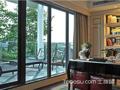 黑色窗台石效果图,黑色窗台石适合哪种装修风格
