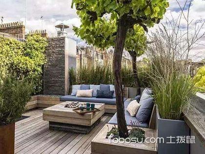 屋顶露台设计,设计屋顶的露台时要注意什么