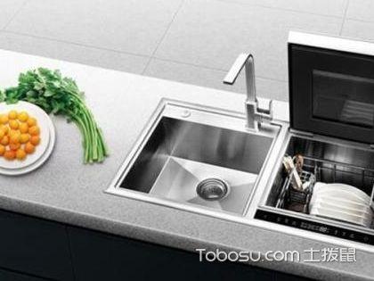 美的水槽洗碗机多少钱?怎么样选择?