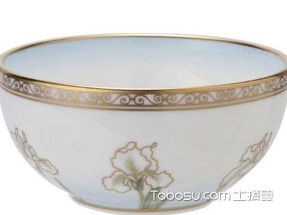 骨瓷碗和陶瓷碗哪个好?优缺点又分别是什么呢?