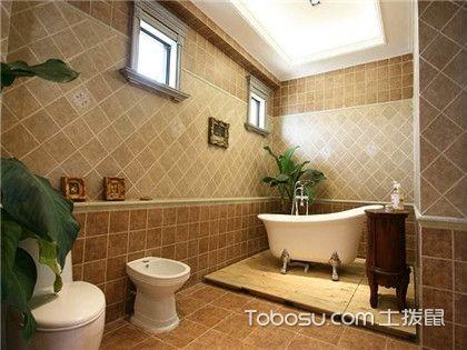 你的卫生间也需要装修啦,请看卫生间装修效果图