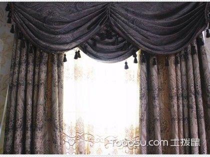 窗帘杆安装,双层窗帘的作用