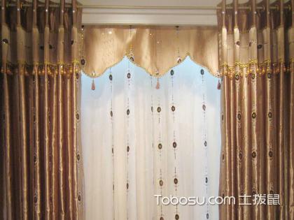 如果没有窗帘杆,你家的窗帘还能用吗