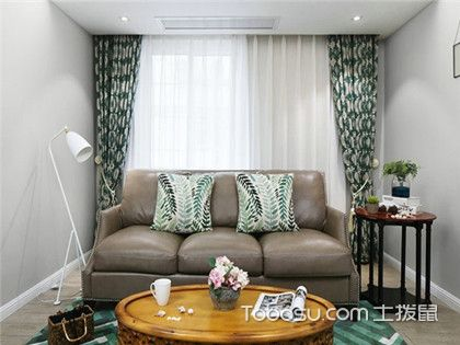 余姚三房两厅全包装修费用案例,120平古典装修风格案例赏析