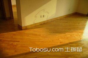 二手房木地板翻新
