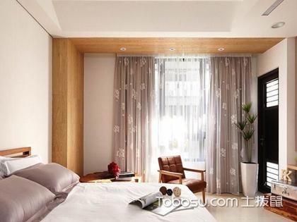 卧室窗帘2018新款图片,美丽的卧室少不了一扇合适的窗帘