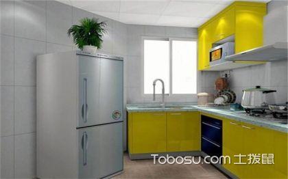 3平米小厨房设计图,告别脏乱差