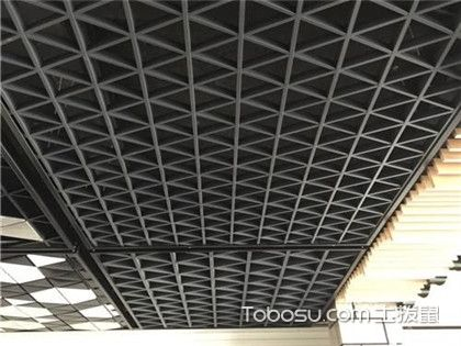 格栅吊顶安装步骤图解,格栅吊顶的相关介绍