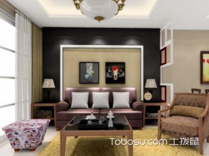 40平米小户型美式风格设计案例,体验美式风格的魅力