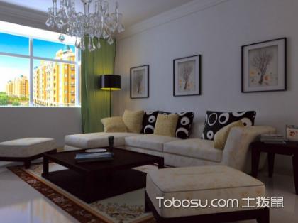 你家客厅装修好了吗,可还在为客厅沙发尺寸犯愁?