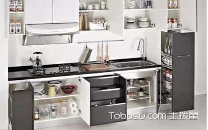 家庭厨房设计怎样好看?这三大关键要素你要知道...