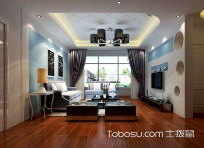 简约风格客厅装修设计配色方案