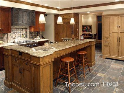 厨房橱柜组合柜高度为多少才合适?组合柜颜色搭配技巧介绍