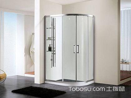 淋浴房玻璃清洗妙招,学会这几招轻松清洗淋浴房